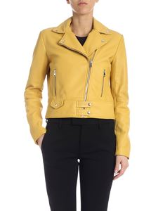 Pinko - Sensibile 4 jacket in yellow