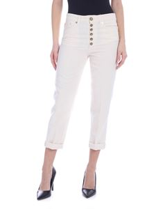Dondup - Koons jeans in cream color