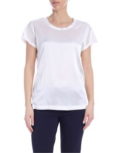Pinko - Farisa 16 T-shirt in ivory color