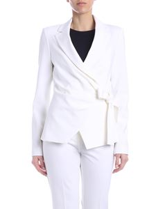 Pinko - Caciopepe jacket in white
