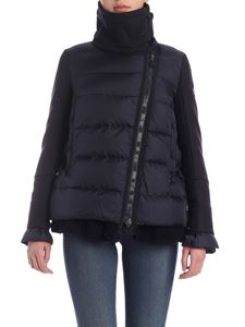 Moncler - Laurine down jacket in blue