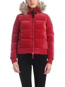 Parajumpers - Stephany down jacket in red
