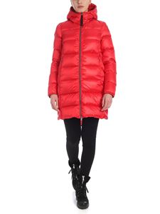 Parajumpers - Marion down jacket in red