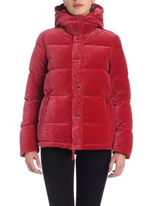 Parajumpers - Nano down jacket in red