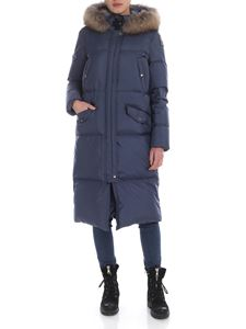 Parajumpers - Pouff down jacket in blue