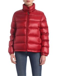 Moncler - Copenhague down jacket in red