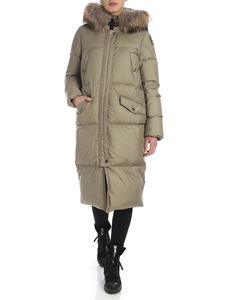 Parajumpers - Pouff down jacket in green