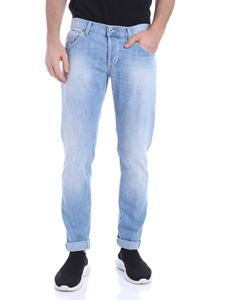 Dondup - Ritchie jeans in light blue