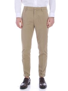 Dondup - Gaubert Pinces pants in sand color