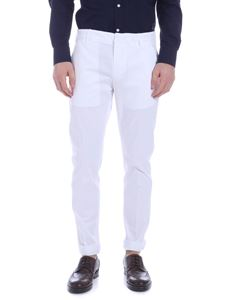 Dondup - Gaubert pants in white