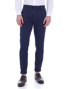 Dondup - Gaubert Pinces pants in blue