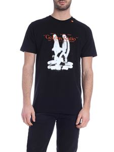 Off-White - T-shirt Cartoon SS nera