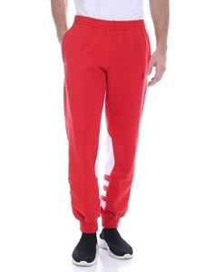 Adidas Originals - Big Trefoil pants in red