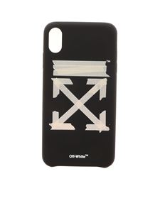 Off-White - Cover Tape Arrows in black and white