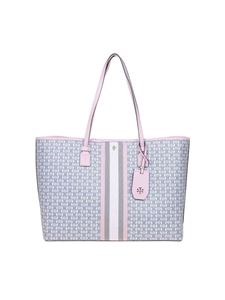 Tory Burch - Shopping Gemini Link canvas in pink