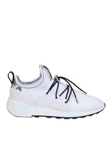 Sergio Rossi - SR1 Running sneakers in white