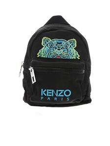 Kenzo - Tiger mini backpack in black