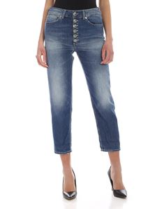 Dondup - Koons Gioiello jeans in blue