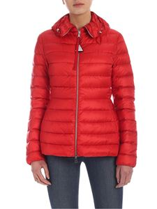 Moncler - Amethyste down jacket in red