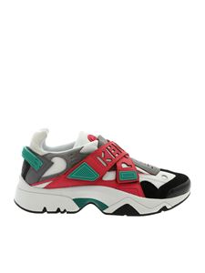 Kenzo - Sneakers Sonic multicolor