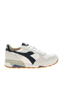Diadora Heritage - Trident 90 C Sw sneakers in white and blue