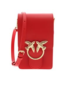 Pinko - Love Smart Simply bag in red