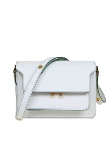 Marni - Trunk Minibag in white