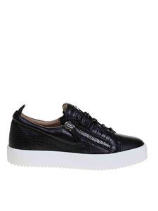 Giuseppe Zanotti - May sneakers in black leather