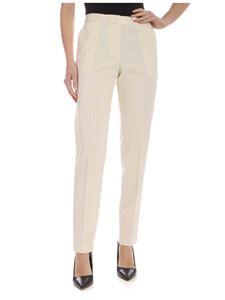 Theory - Tailored pants in cream color