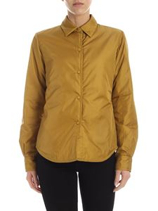 Aspesi - Glue jacket in ocher color