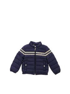 Moncler Jr - Haraiki down jacket in blue