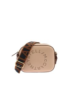 Stella McCartney - Borsa mini Camera Bag rosa