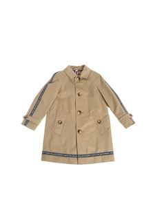 Burberry - Trench Bradely color miele