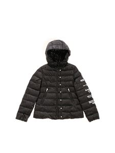 Moncler Jr - Tulipe down jacket in black
