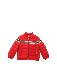 Moncler Jr - Haraiki down jacket in red