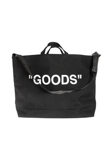 Off-White - Quote Tote bag in black