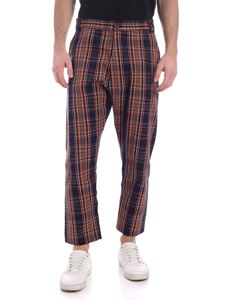 Vivienne Westwood  - Oh No Drunken multicolor pants