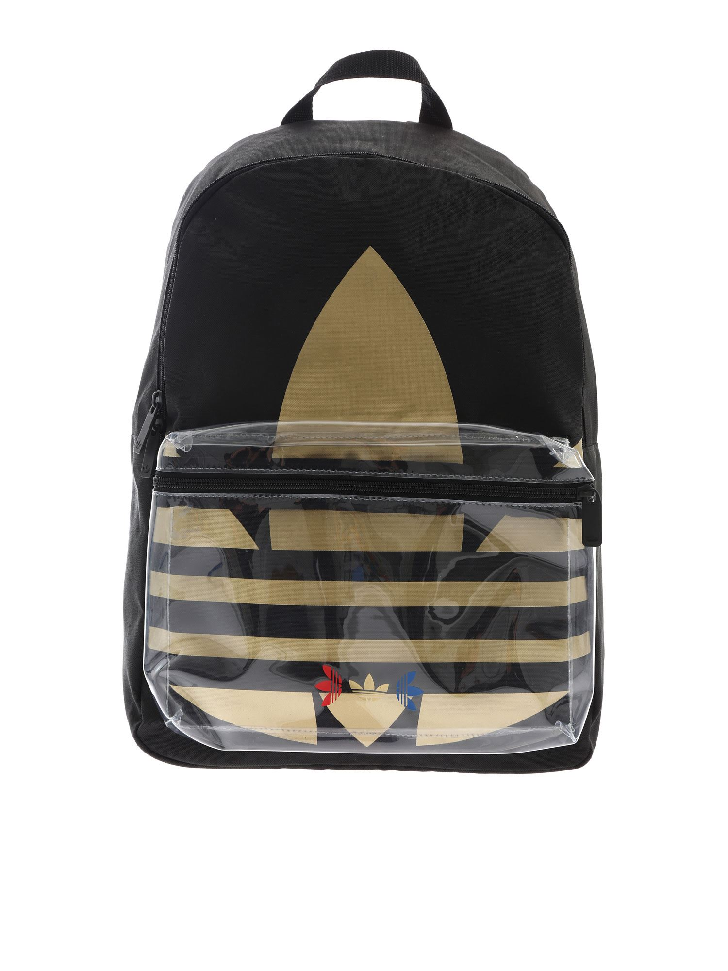 Adidas Originals ADIDAS ORIGINALS TREFOIL BACKPACK IN BLACK