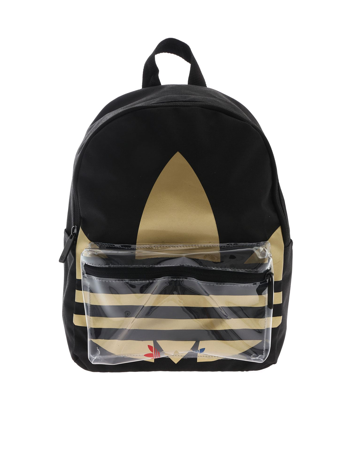 Adidas Originals ADIDAS ORIGINALS TREFOIL MINI BACKPACK IN BLACK