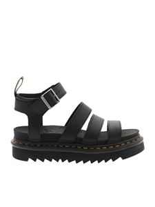 Dr. Martens - Blaire Hydro sandals in black
