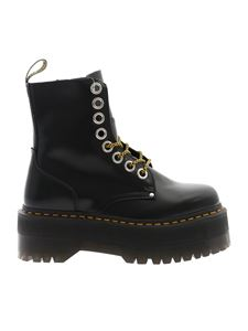 Dr. Martens - Jadon Max Buttero ankle boots in black