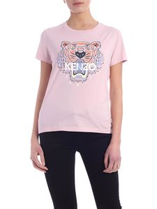 Kenzo - Classi Tiger T-shirt in pink