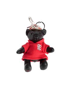 Burberry - Thomas bear pendant with red sweatshirt