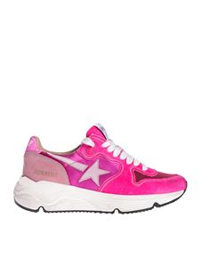 Golden Goose - Sneakers Running Sole fucsia