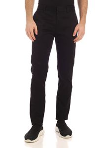 Marcelo Burlon County Of Milan - Cross pants in black