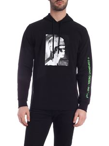 Diesel - Just J5 long sleeve T-shirt in black