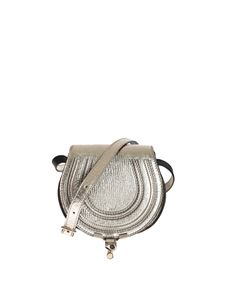 Chloé - Borsa Mini Marcie color oro