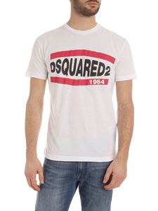 Dsquared2 - Dsquared2 1964 T-shirt in white