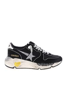 Golden Goose - Sneakers Running Sole nere