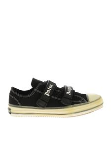 Palm Angels - Sneakers Vulcanized nere con logo